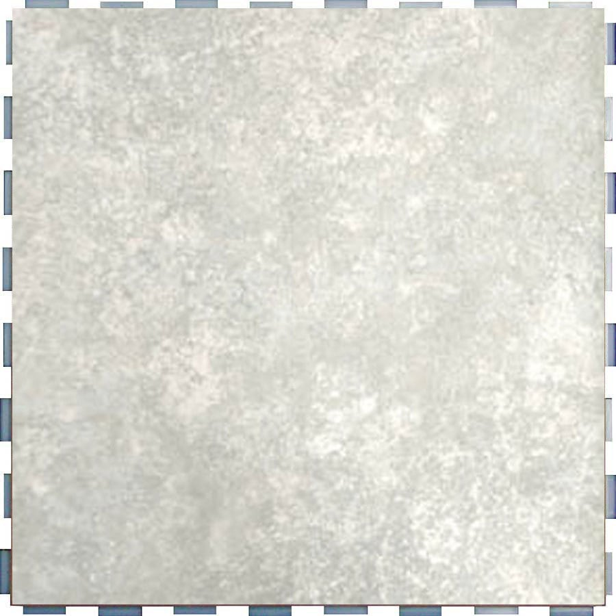SnapStone Interlocking 5-Pack Mist Porcelain Floor Tile (Common: 12-in x 12-in; Actual: 12-in x 12-in)