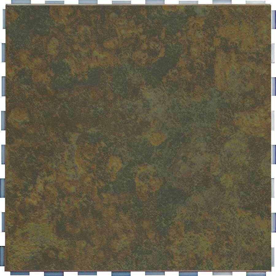Lowes Ceramic Tile Flooring >> SnapStone Interlocking 5-Pack Moss Porcelain Floor Tile ...