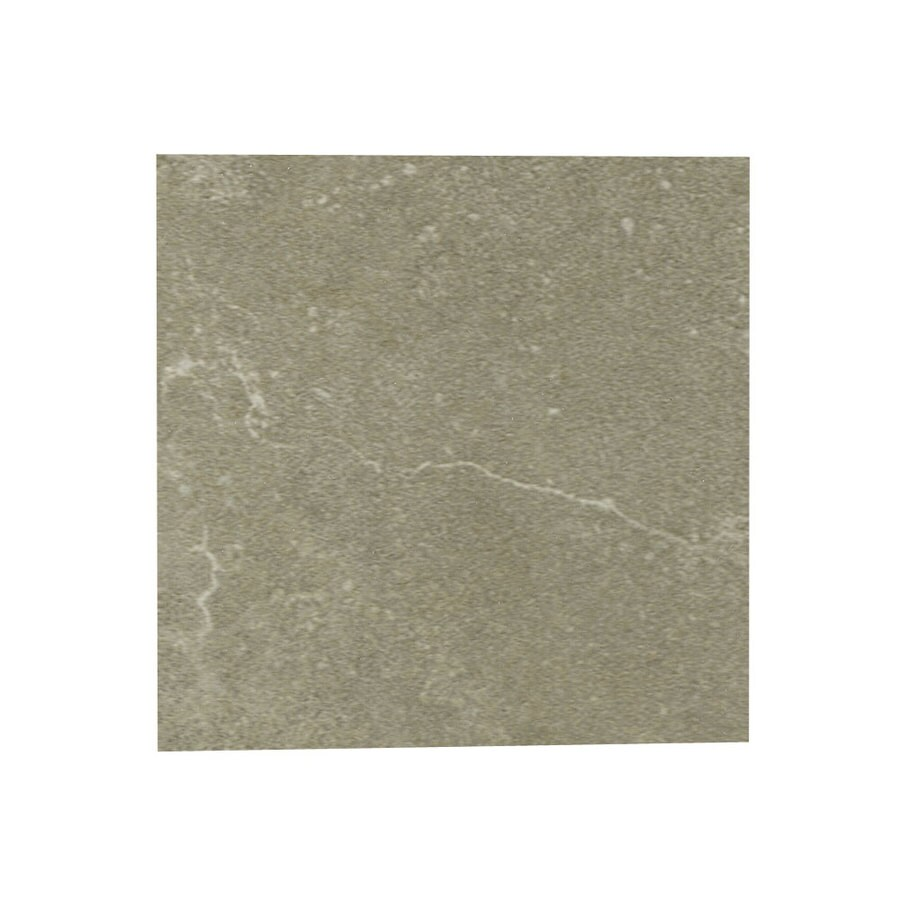 SnapStone Non-Interlocking 44-Pack Endicott Porcelain Floor Tile (Common: 6-in x 6-in; Actual: 5.74-in x 5.74-in)