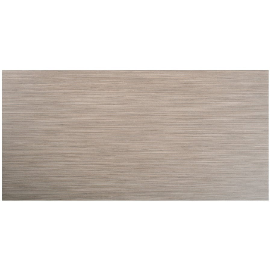 SnapStone Non-Interlocking 8-Pack Stone Bridge Porcelain Floor Tile (Common: 12-in x 24-in; Actual: 23.63-in x 11.74-in)