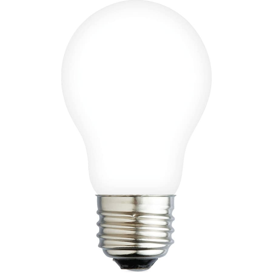 Lowes Novelty Lighting : Shop Kichler Decorative 40W Equivalent Dimmable Soft White LED Decorative Light Bulb at Lowes.com