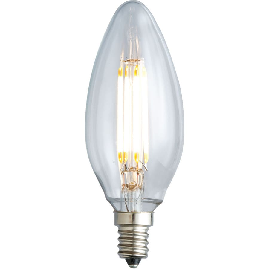 Shop Kichler Decorative 40w Equivalent Dimmable Soft White Led Decorative Light Bulb At