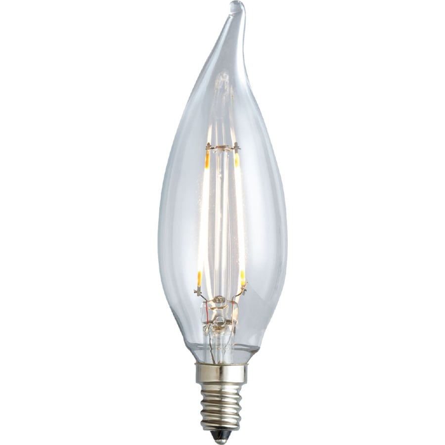 Shop Kichler Decorative 25w Equivalent Dimmable Soft White Led Decorative Light Bulb At