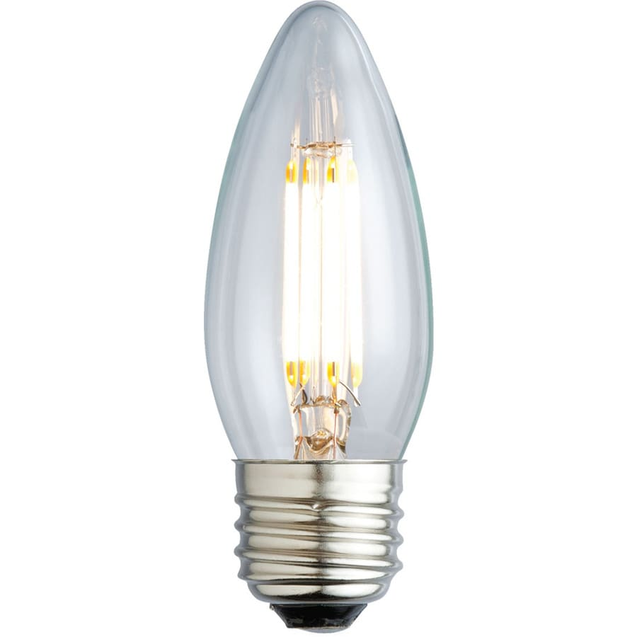 Kichler Lighting Decorative 60W Equivalent Dimmable Soft White LED Decorative Light Bulb