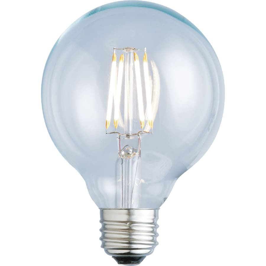 Shop Kichler Decorative 60w Equivalent Dimmable Soft White Led Decorative Light Bulb At