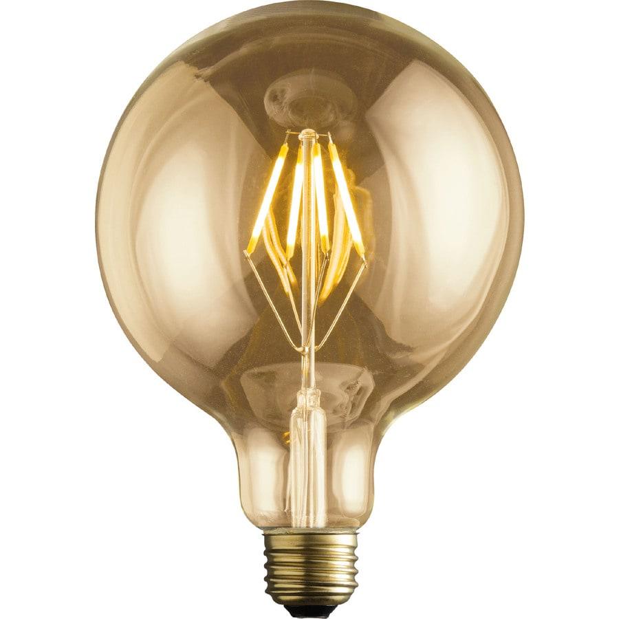 Kichler Lighting Vintage 60W Equivalent Dimmable Amber Vintage LED Decorative Light Bulb