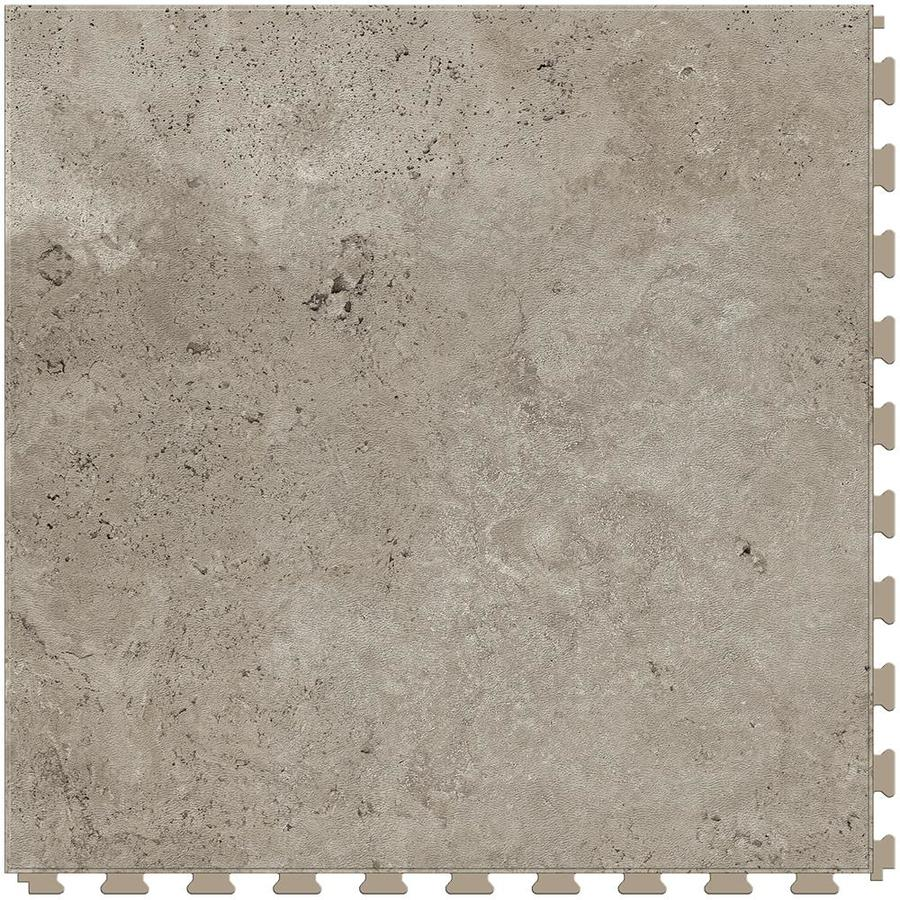 Perfection Floor Tile Travertine 6 Piece 20 In X 20 In