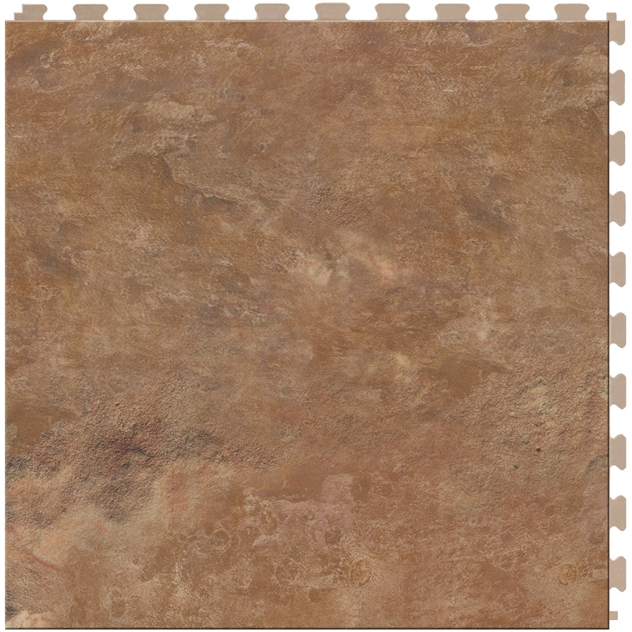 Shop Perfection Floor Tile Stonecraft 6 Piece 20 In X 20