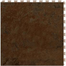 Vinyl Tile Flooring vinyl tile design look Perfection Floor Tile Stonecraft 6 Piece 20 In X 20 In Sedona Locking