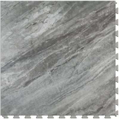 Perfection Floor Tile Gemstone 6 Piece 20 In X 20 In