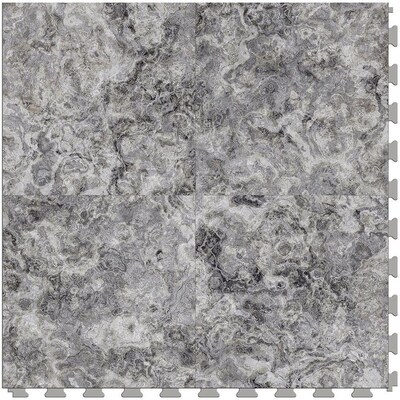 Perfection Floor Tile Breccia Collection 6 Piece 20 In X 20 In