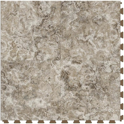 Breccia Collection Vinyl Tile At Lowes