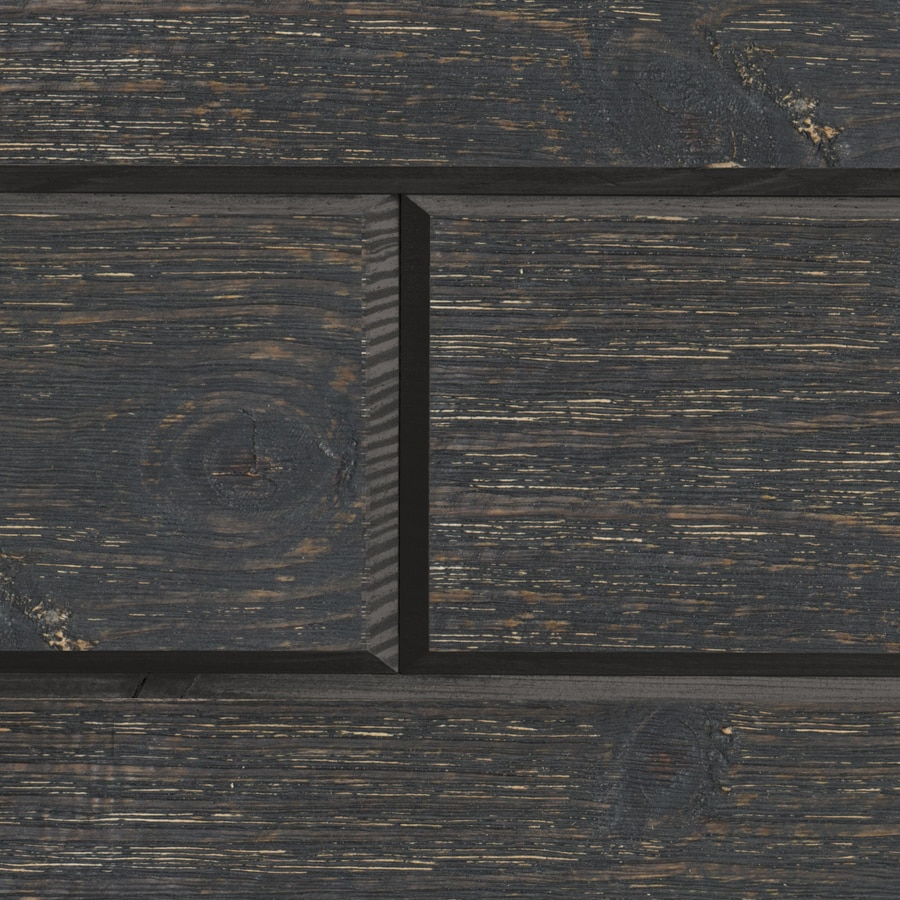 Reclaimed 5.375-in x 1-ft Rustic Barnwood Pine Wall Plank