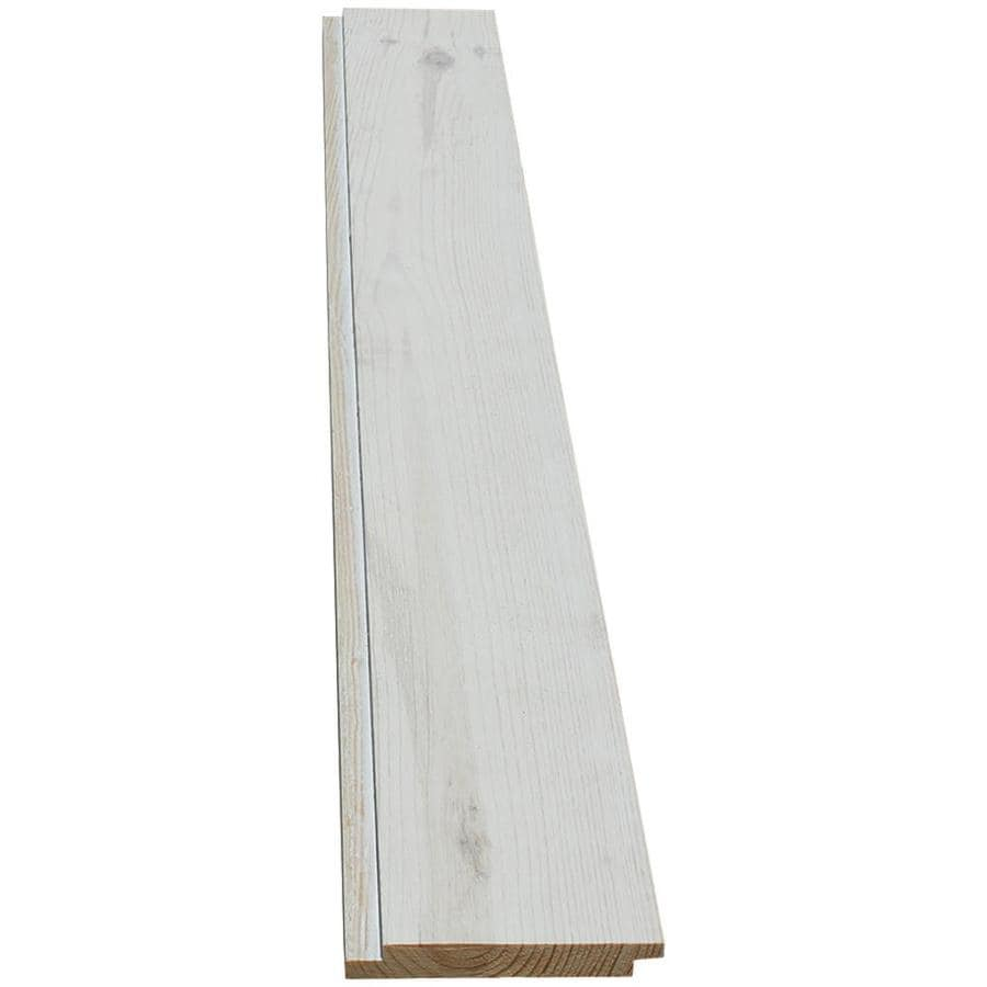 5.375-in x 8-ft Weathered White Pine Wall Plank