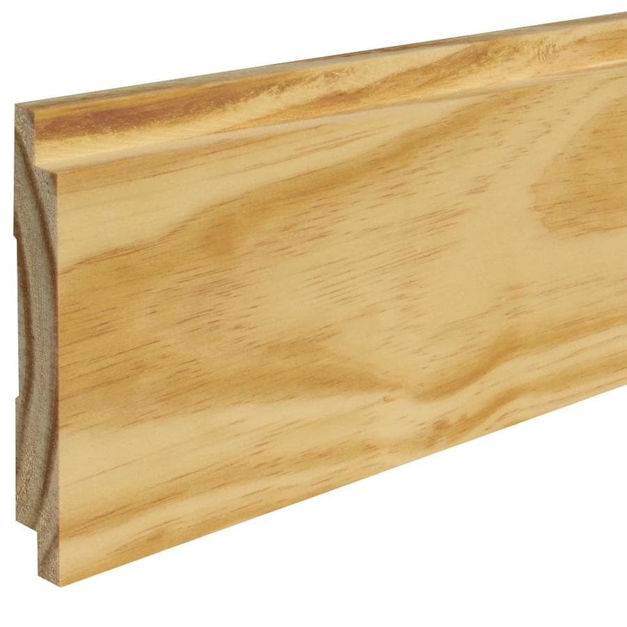 5 125 In X 8 Ft Unfinished Pine Shiplap Wall Plank Erage Area 3 4167 Sq At Lowes Com