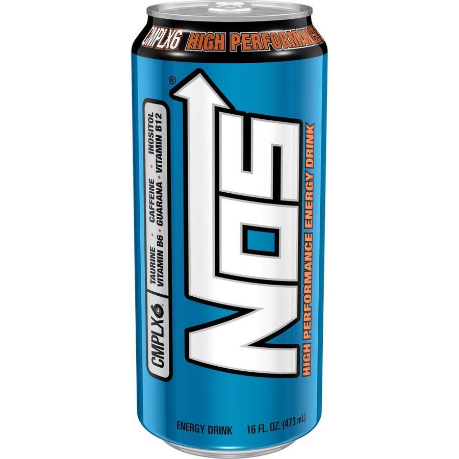 NOS ENERGY NOS 16 oz at Lowes.com