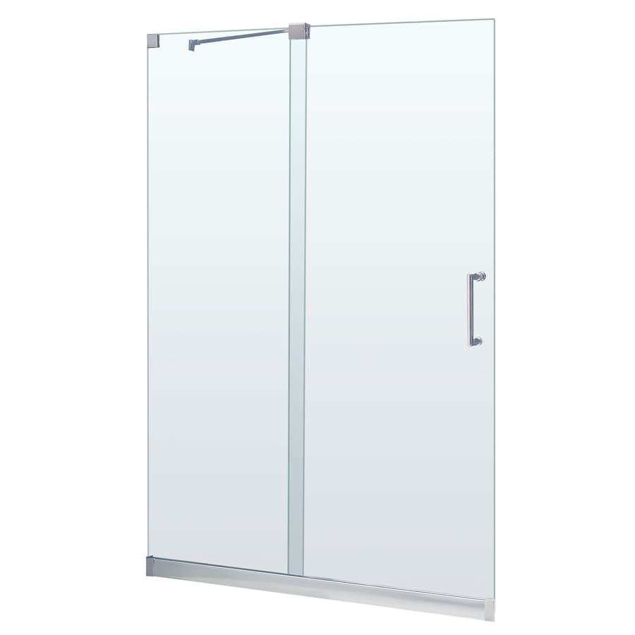 DreamLine Mirage 44-in to 48-in W x 72-in H Frameless Sliding Shower Door