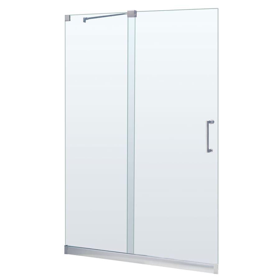 DreamLine Mirage 44-in to 48-in W x 72-in H Frameless Sliding Shower Door