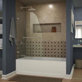 Frameless Tub Shower Doors