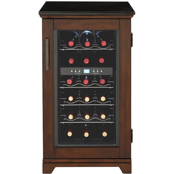 Wine Cooler Cabinet With Granite Top Gnosislivre Org