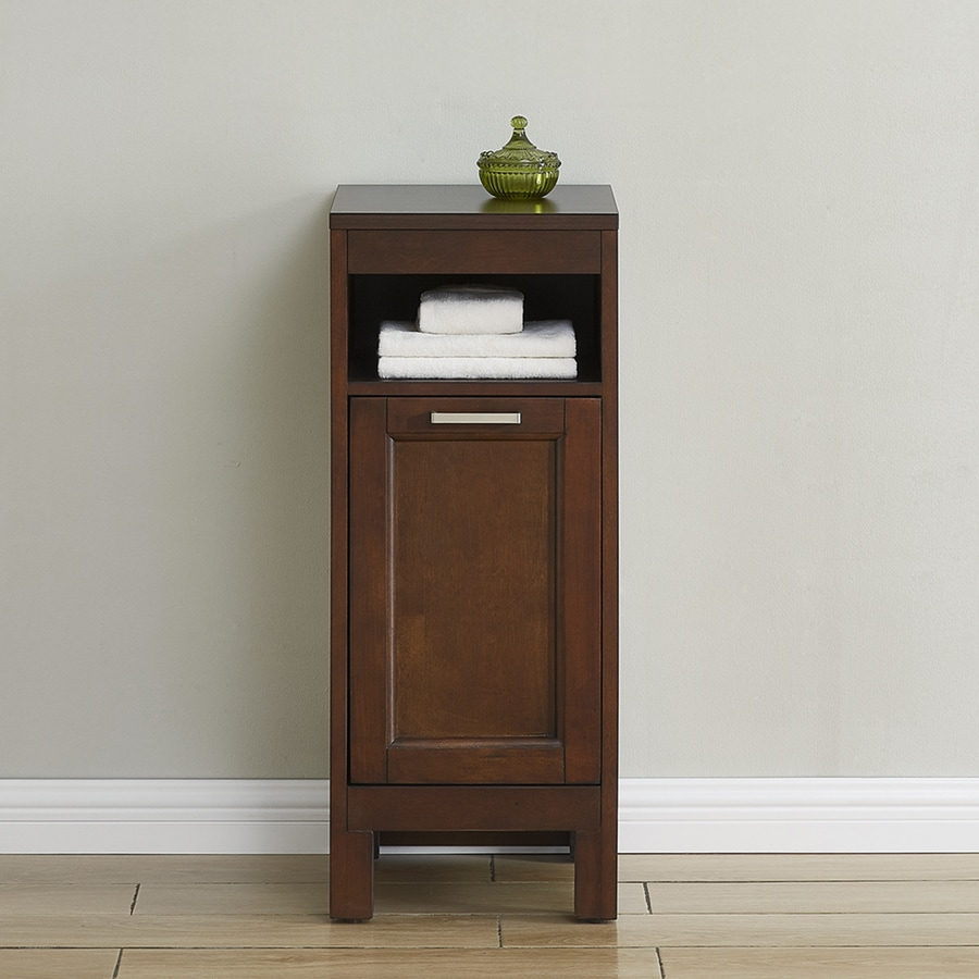 Bathroom towel cabinets - Style Selections Morecott 13 In W X 31 75 In H X 13 5 In