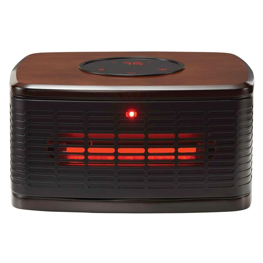 Scott Living 5100-BTU Infrared Quartz Cabinet Electric Space Heater with Thermostat