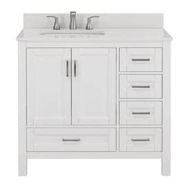 Shop Bathroom Vanities Amp Vanity Tops At Lowesforpros Com