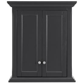 Scott Living Roveland 24-in W x 28-in H x 10-in  sc 1 st  Loweu0027s & Shop Bathroom Wall Cabinets at Lowes.com