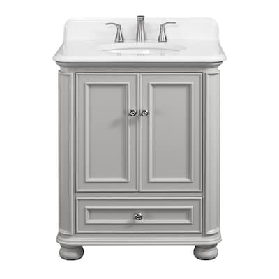 Custom Bathroom Vanities With Tops At Lowes Com