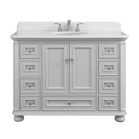 Shop Bathroom Vanities With Tops At Lowesforpros Com