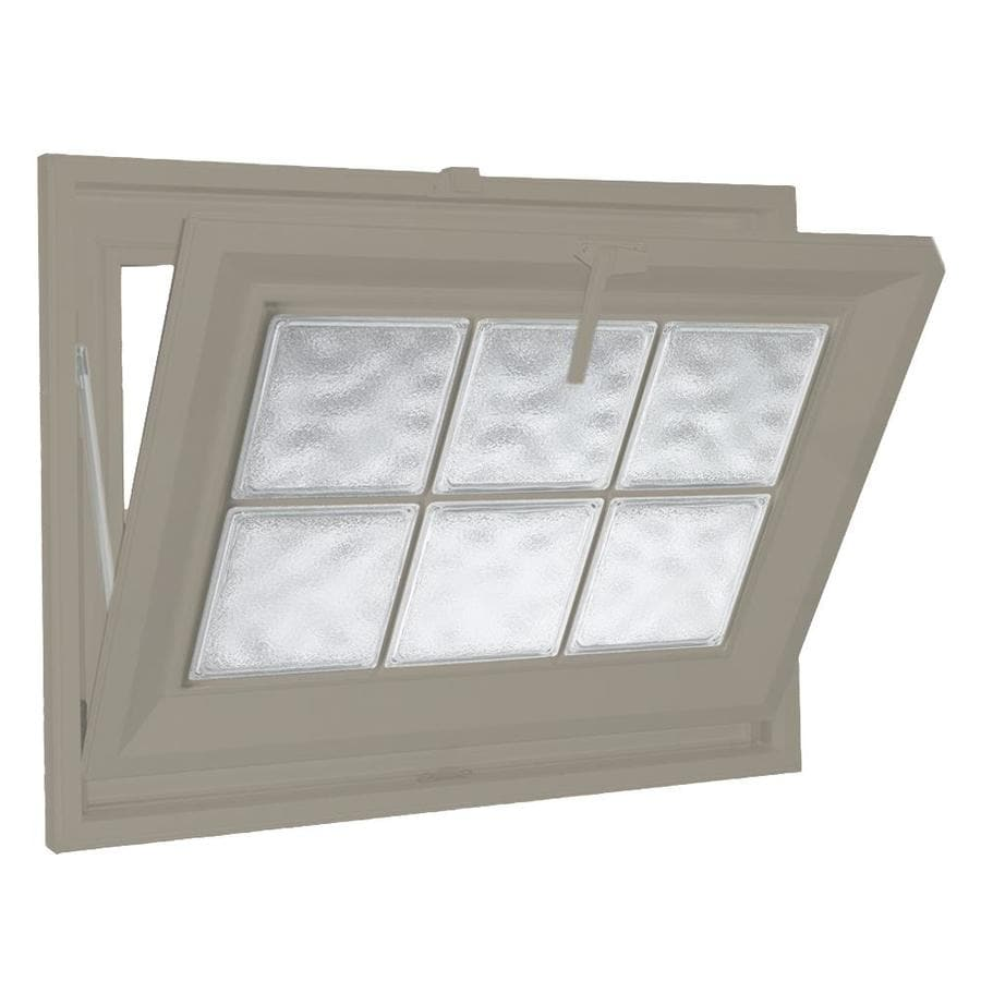 Shop Hy-Lite Classic Tilting Vinyl Double Pane Tempered