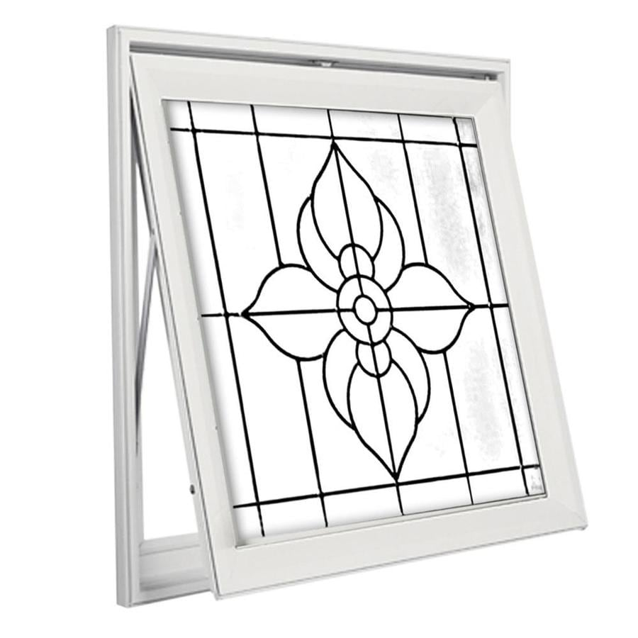 Shop Hy Lite Decorative Glass Square New Construction