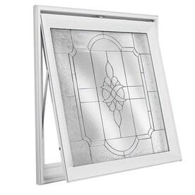 decorative glass bathroom windows accent   picture windows at lowes com  accent   picture windows at lowes com