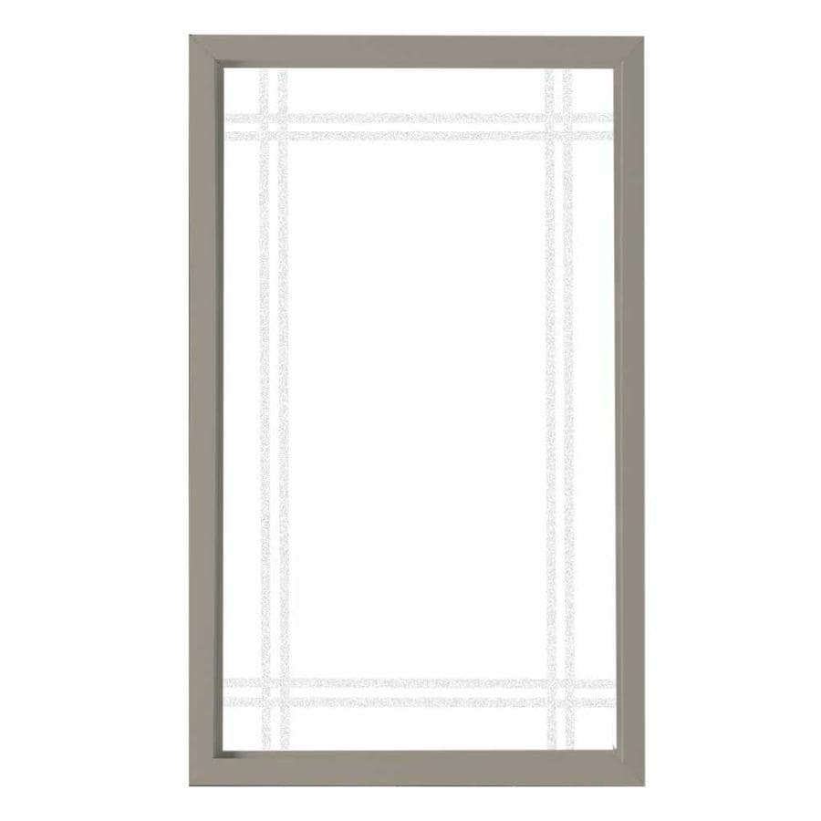 Hy-Lite Rectangle New Construction Window (Rough Opening: 36-in x 60-in; Actual: 35.5-in x 59.5-in)