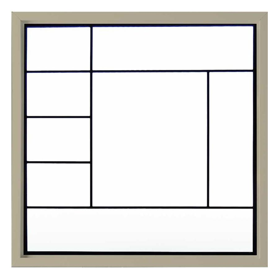 Shop hy lite square new construction window rough opening for 12x48 window