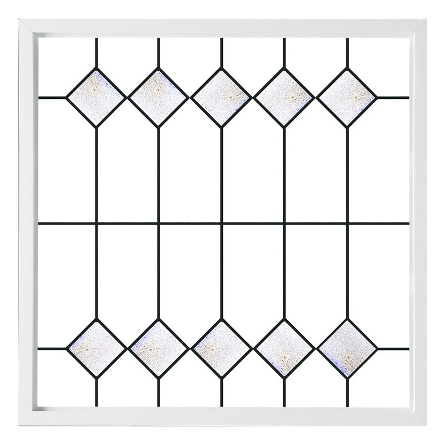 Hy-Lite Square New Construction Window (Rough Opening: 48-in x 48-in; Actual: 47.5-in x 47.5-in)