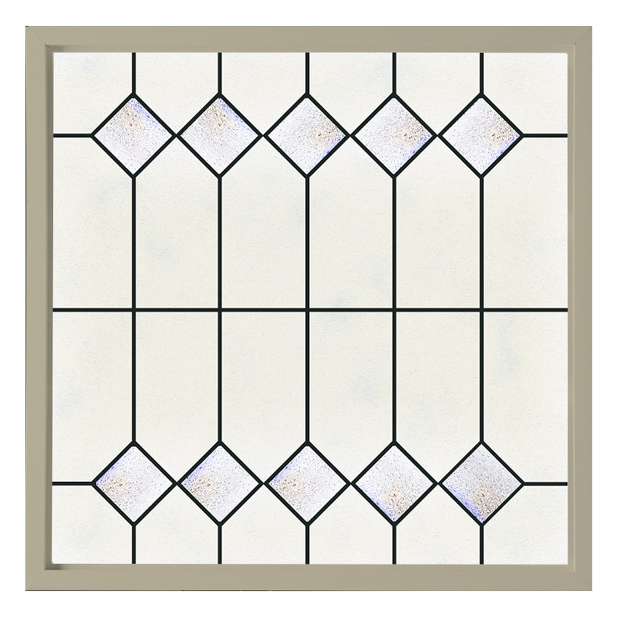 Shop Hy-Lite Square New Construction Window (Rough Opening: 48-in x 48-in; Actual: 47.5-in x 47 ...