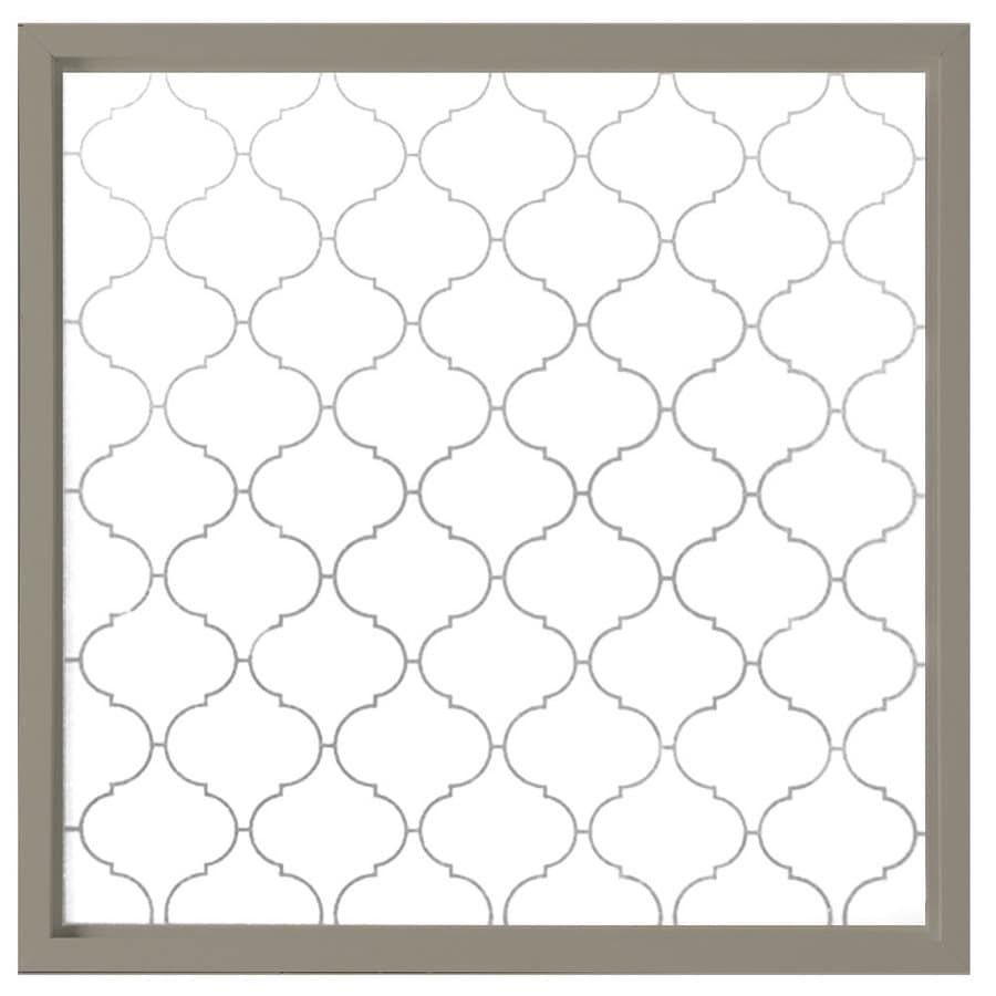 Hy-Lite Design Square New Construction Window (Rough Opening: 24-in x 24-in; Actual: 23.5-in x 23.5-in)