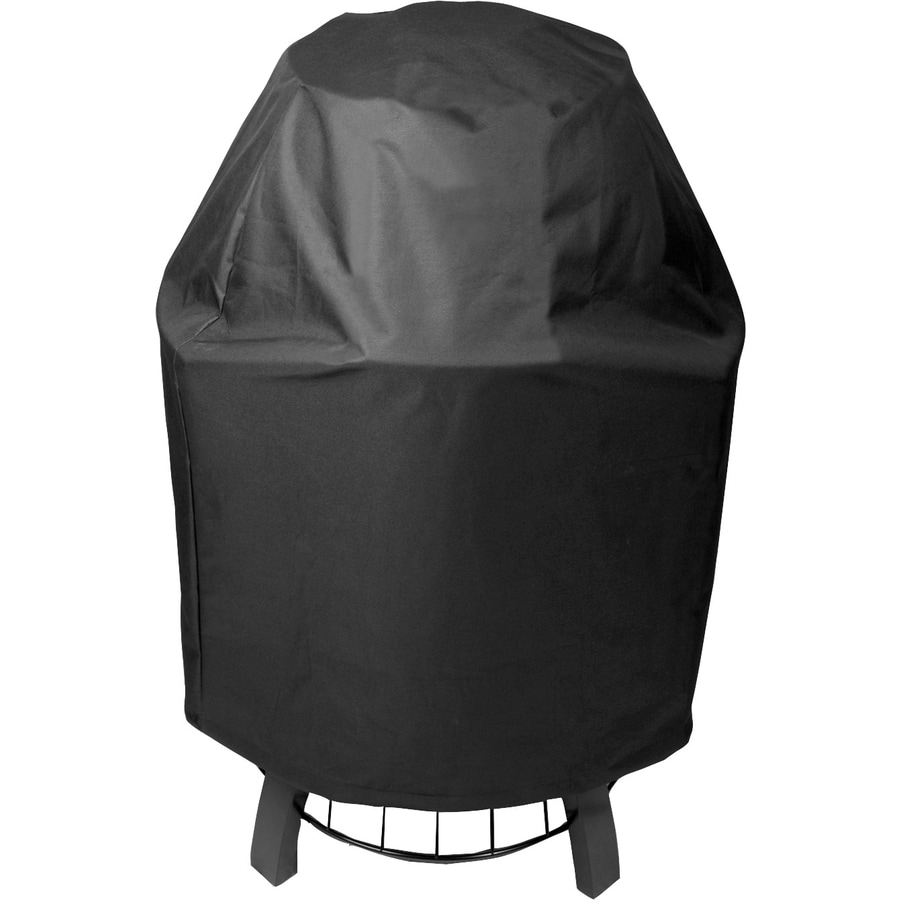Big Steel Keg Select 31-in x 40.5-in PVC Egg Grill Cover