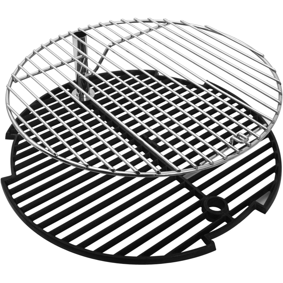 Big Steel Keg 18 5 In X Round Cast Iron Cooking Grate