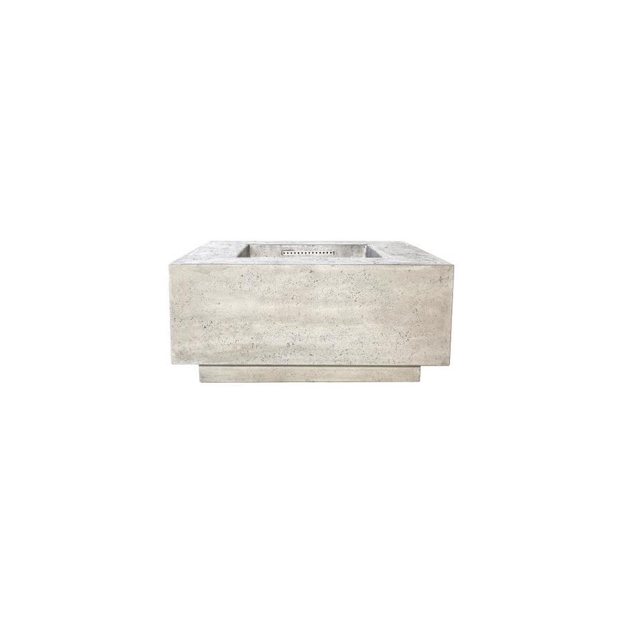 Natco Tavola II 36 In W 65000 BTU GFRC Concrete Propane Or Natural Gas