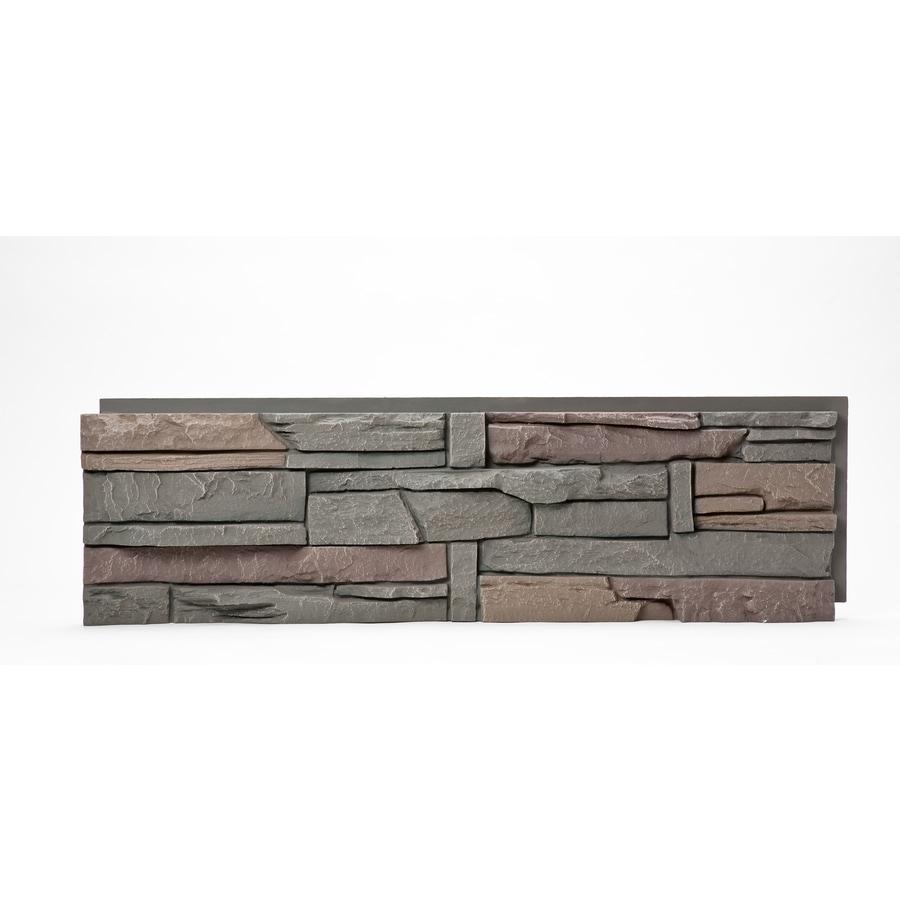 GenStone Stacked Stone 28-sq ft Keystone Faux Stone Veneer