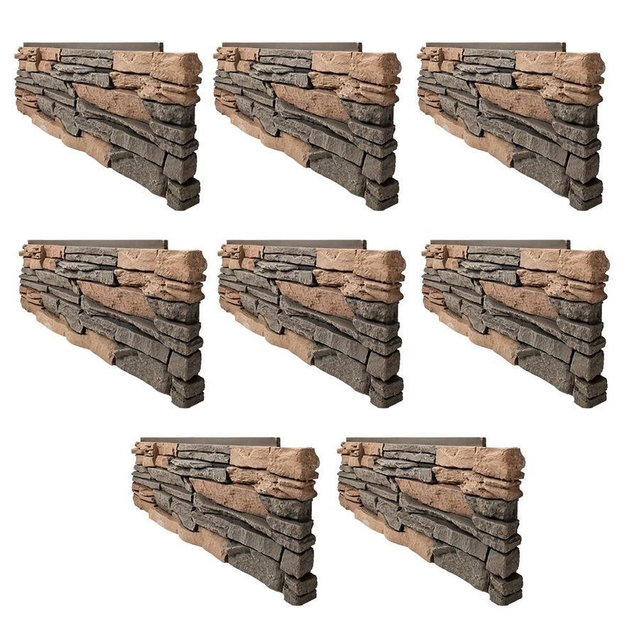 GenStone 25-sq ft Stratford Faux Stone Veneer