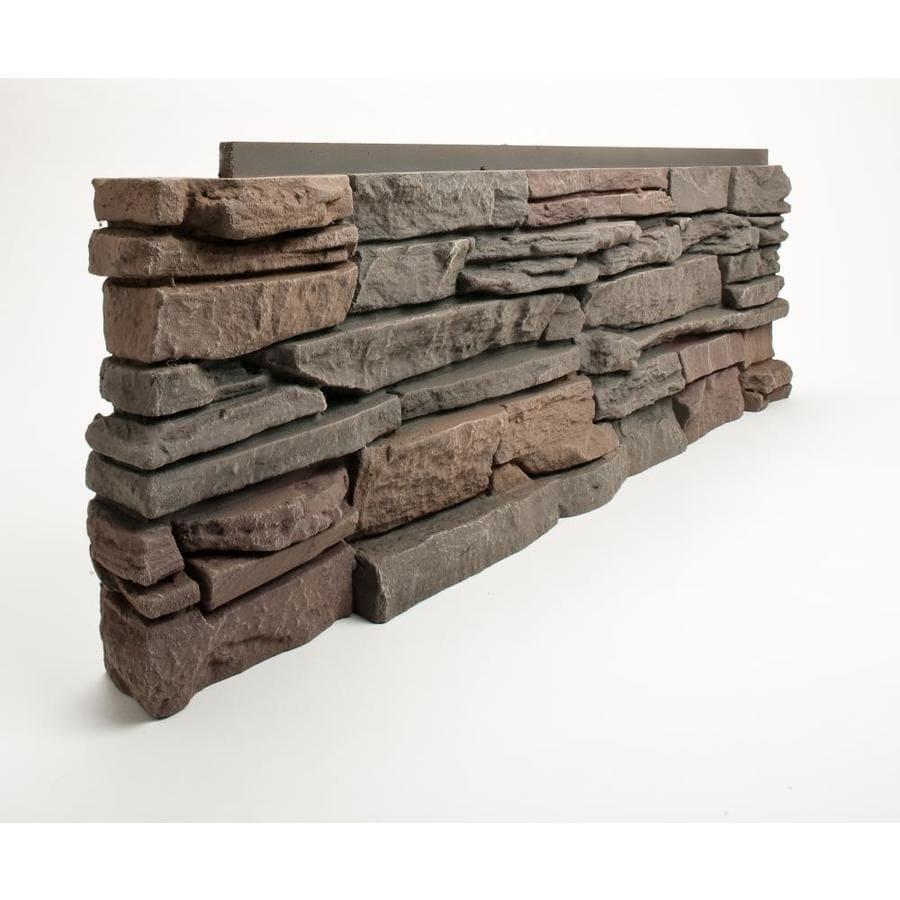 GenStone 25-sq ft Keystone Faux Stone Veneer