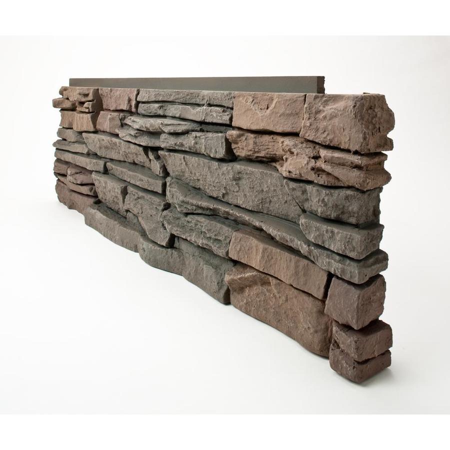 Genstone 25 Sq Ft Keystone Faux Stone Veneer At Lowes Com