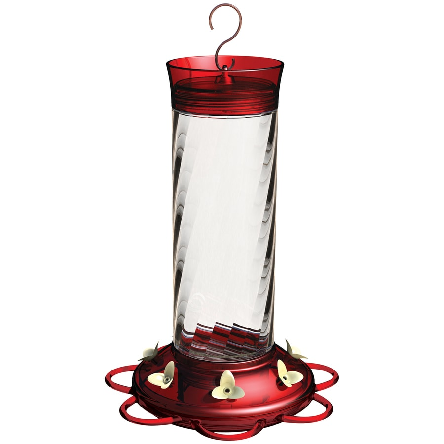 Delicieux Garden Treasures Glass Hummingbird Feeder