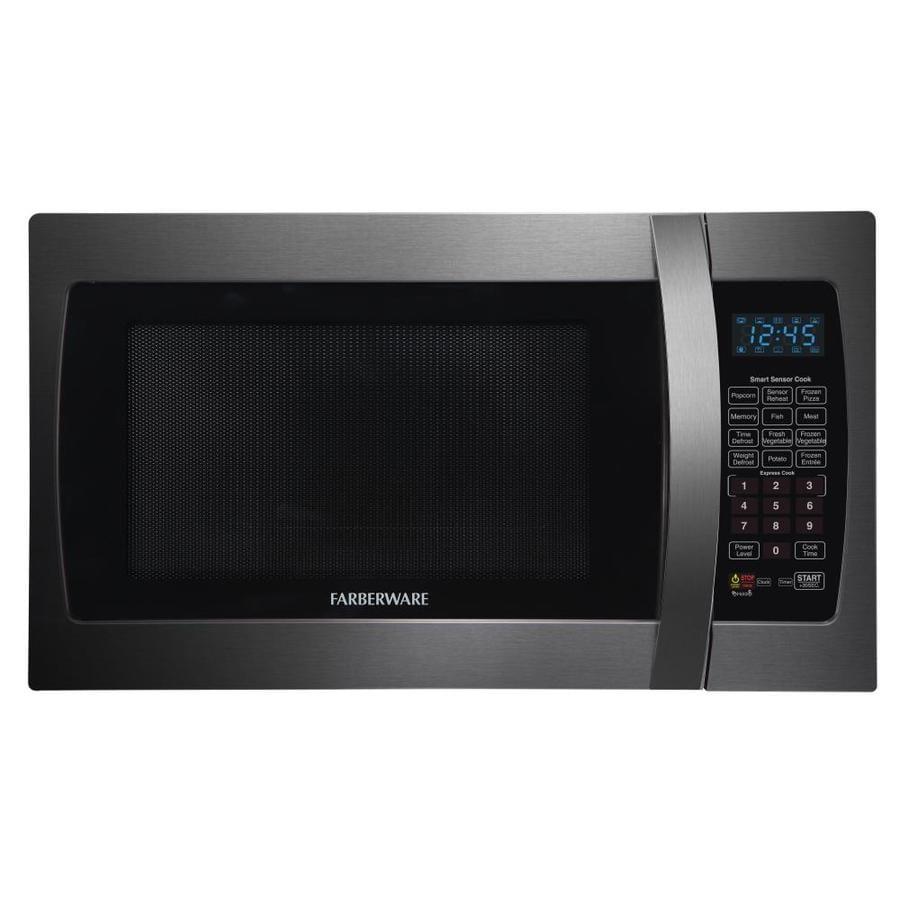 Farberware 1 3 Cu Ft 1100 Watt Countertop Microwave