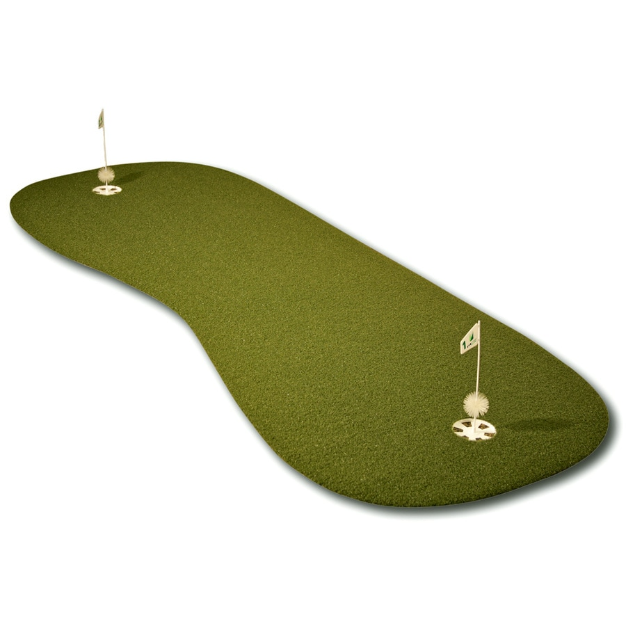 SYNLawn 8-ft x 3-ft Synlawn Golf Putting Green