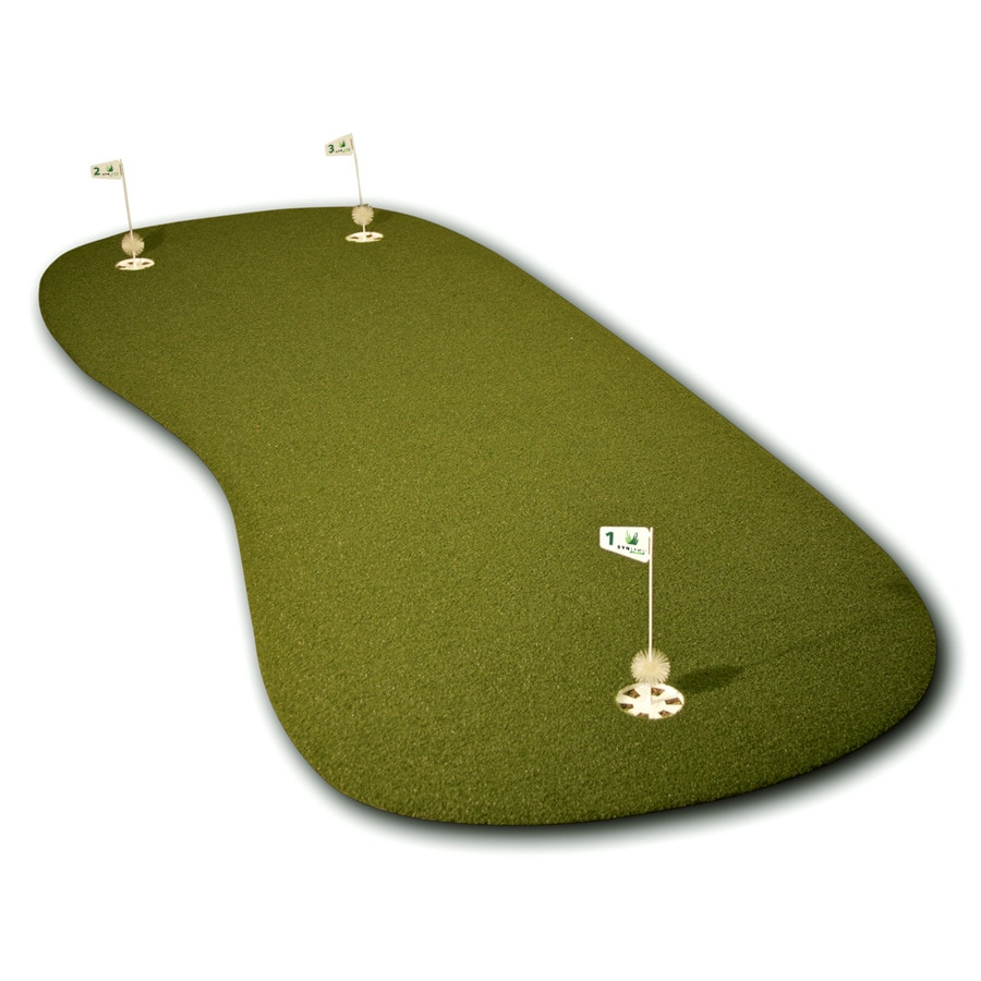 SYNLawn 10-ft x 4-ft Golf Putting Green