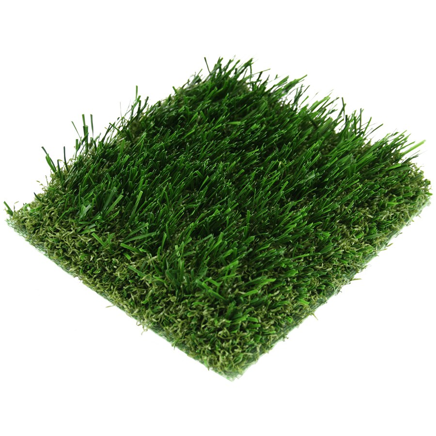 SYNLawn UltraLush III 6-in x 6-in Artificial Grass Sample